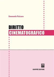 Diritto cinematografico - Emanuele Fisicaro - copertina
