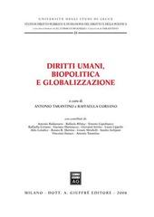 Diritti umani, biopolitica e globalizzazione