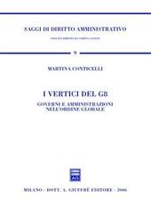 I vertici del G8. Governi e amministrazioni nell'ordine globale