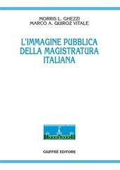 L' immagine pubblica della magistratura italiana