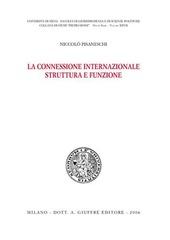 La connessione internazionale. Struttura e funzione