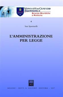 L amministrazione per legge.pdf