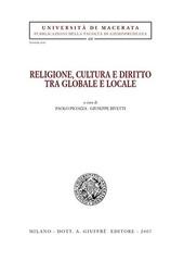 Religione, cultura e diritto tra globale e locale