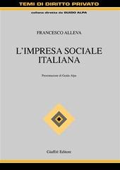 L' impresa sociale italiana