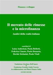 Il mercato delle rimesse e la microfinanza. Analisi della realtà italiana