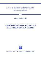 Amministrazioni nazionali e controversie globali