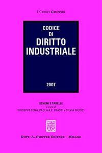 Libro Codice di diritto industriale