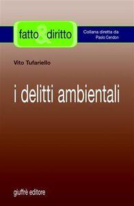Libro I delitti ambientali Vito Tufariello
