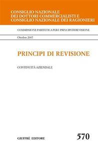 Libro Principi di revisione. Documento 570. Continuità aziendale