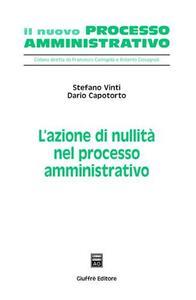 L' azione di nullità nel processo amministrativo