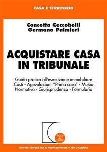 Libro Acquistare casa in tribunale. Guida pratica all'esecuzione immobiliare Concetta Ceccobelli , Germano Palmieri