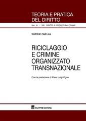Riciclaggio e crimine organizzato transnazionale