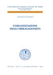 L' organizzazione degli obbligazionisti