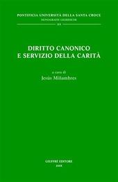 Diritto canonico e servizio della carità