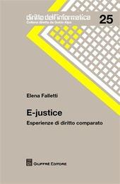 E-justice. Esperienze di diritto comparato