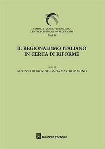 Libro Il regionalismo italiano in cerca di riforme