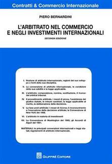Lpgcsostenible.es L' arbitrato nel commercio e negli investimenti internazionali Image
