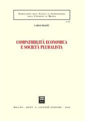 Compatibilità economica e società pluralista