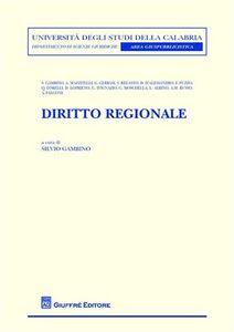 Libro Diritto regionale