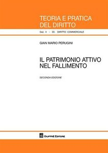 Libro Il patrimonio attivo nel fallimento G. Mario Perugini