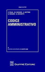 Libro Codice amministrativo