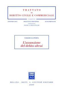 Ascotcamogli.it L' assunzione del debito altrui Image