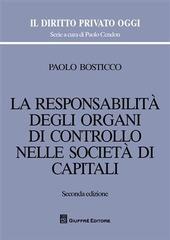 La responsabilità degli organi di controllo nelle società di capitali
