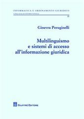 Multilinguismo e sistemi di accesso all'informazione giuridica