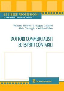 Libro Dottori commercialisti ed esperti contabili