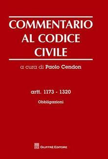 Daddyswing.es Commentario al codice civile. Artt. 1173-1320: Obbligazioni Image