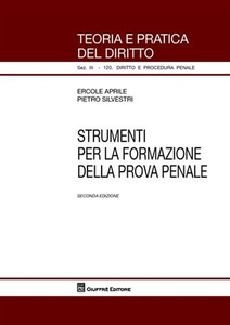 Libro Strumenti per la formazione della prova penale Ercole Aprile , Pietro Silvestri