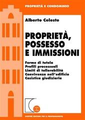 Proprietà, possesso e immissioni. Forme di tutela. Profili processuali. Limiti di tollerabilità. Convivenza nell'edificio. Cassistica giudiziaria
