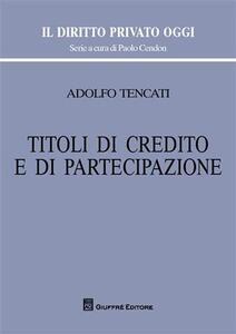 Titoli di credito e di partecipazione