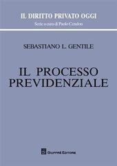 Il processo previdenziale