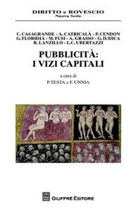 Libro Pubblicità. I vizi capitali