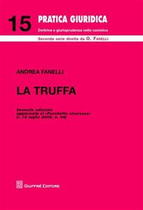 Libro La truffa Andrea Fanelli