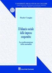 Il bilancio sociale delle imprese cooperative. La rendicontazione della mutualità