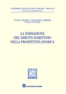 Libro La riforma del diritto marittimo nella prospettiva storica Guido Camarda , Salvatore Corrieri , Tullio Scovazzi
