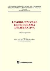Lavoro, welfare e democrazia deliberativa