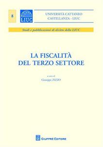 Libro La fiscalità del terzo settore