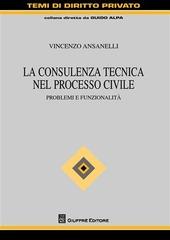 La consulenza tecnica nel processo civile. Problemi e funzionalità