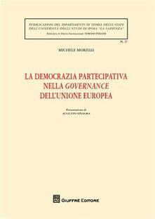 Warholgenova.it La democrazia partecipativa nella governance dell'Unione europea Image