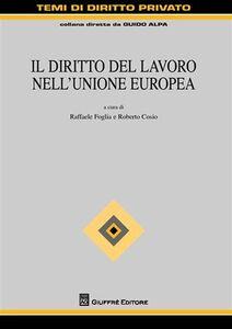 Libro Il diritto del lavoro nell'Unione Europea
