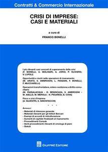 Libro Crisi di imprese: casi e materiali
