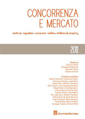 Concorrenza e mercato. Antitrust, regulation, consumer welfare, intellectual property