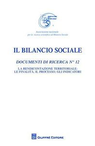 Libro Il bilancio sociale