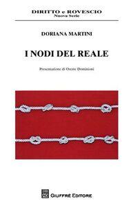 Libro I nodi del reale Doriana Martini
