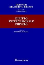 Dizionari del diritto privato. Diritto internazionale privato