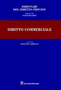 Libro Diritto commerciale