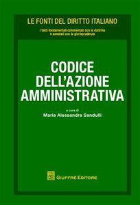 Libro Codice dell'azione amministrativa